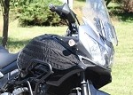 Black Tank Vest for Suzuki VStrom